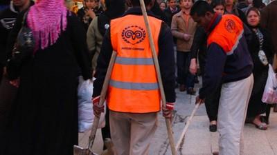 Trabajos de mierda: un barrendero bengali en Irak