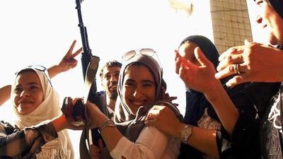 Trípoli: Que no pare la fiesta