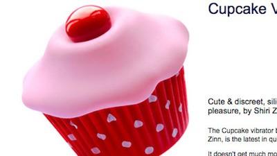 Il vibratore a forma di cupcake esiste, purtroppo