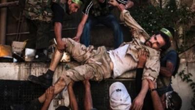 Ça fait 35 jours qu'Édouard Elias est retenu en Syrie