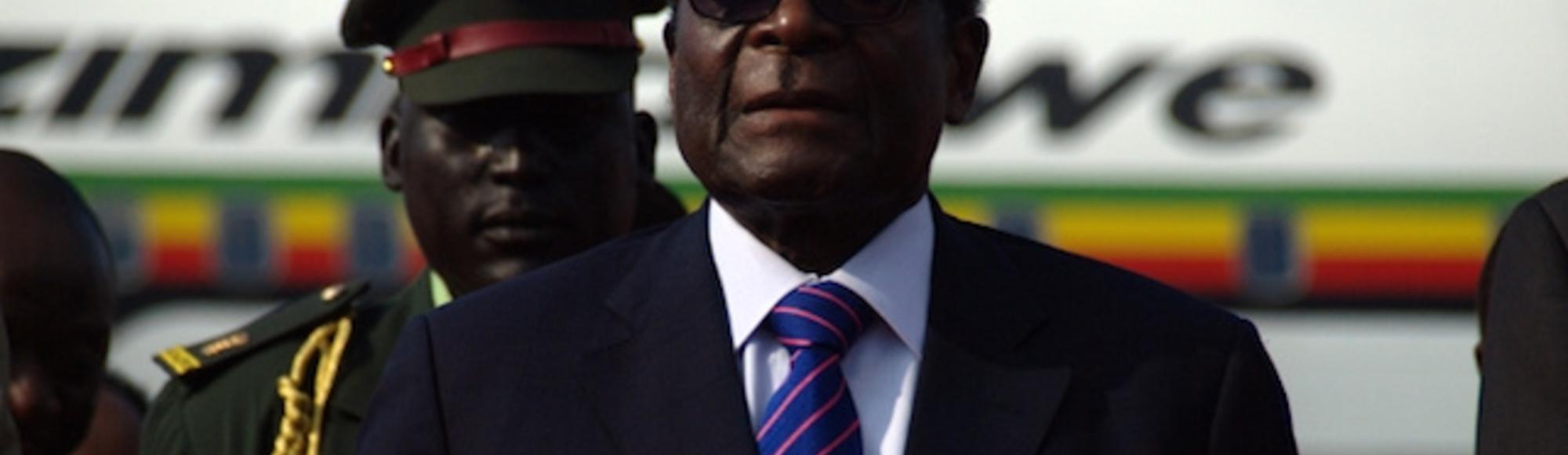 Zimbabwe Has Its Own Anti-Mugabe Whistleblower