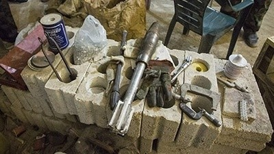 Inside the Free Syrian Army's Secret DIY Weapons Factory