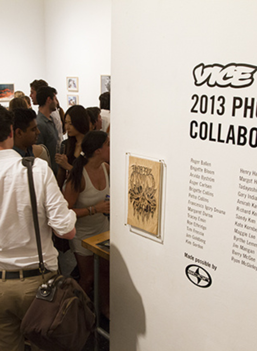 The 2013 VICE Photo Show: It's Like the Magazine, but Bigger