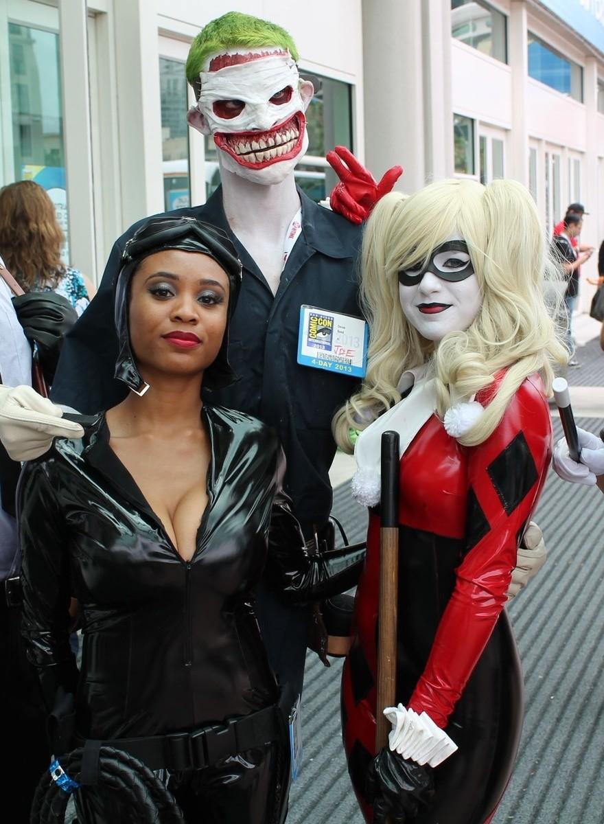 Foto dal Comic-Con 2013