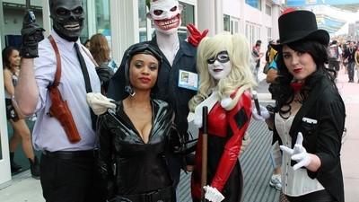 Comic-Con 2013 Cosplay Photo Dump