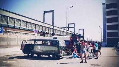 Milhões de Bike: Terceira etapa, de Coimbra ao Porto