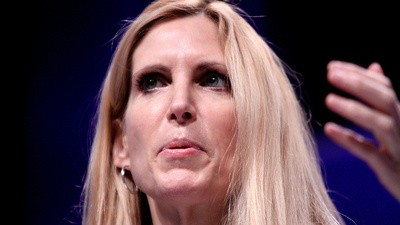 "Ann Coulter Lists Her Favorite ""Black Heroes"""