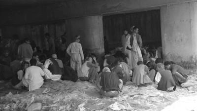 Afghanistan's Opium Plague