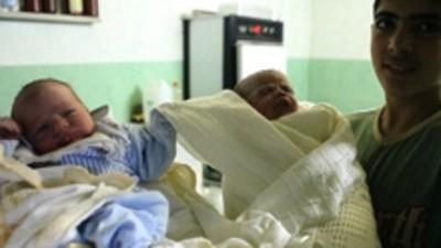 Síria: O menino enfermeiro