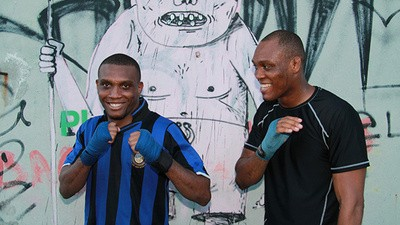 The Fighters of El Chorrillo