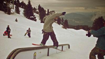 Julien Mounier veut révolutionner le snowboard français