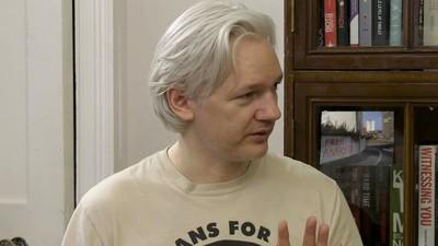 Julian Assange sprak met VICE over Bradley Manning en politieke wraak - Trailer