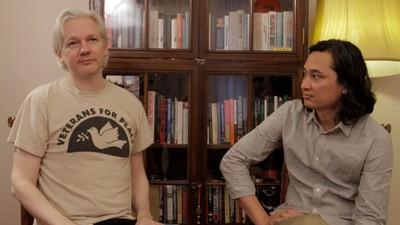 Julian Assange praat met VICE over Bradley Manning en politieke wraak.