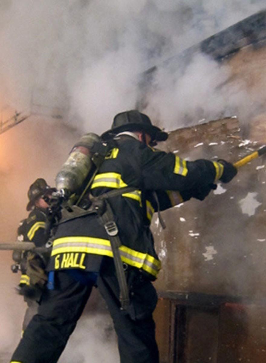 My Favorite Street Photographer Is a Fireman from Camden