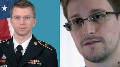 Three Whistleblowers Talk About Edward Snowden and Bradley Manning