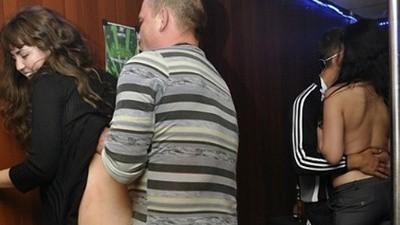 Estas fotos de una fiesta rusa podrían mandar a un tío a prisión