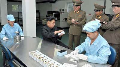 North Korea's First Smartphone Probably Isn't Connected to the Internet