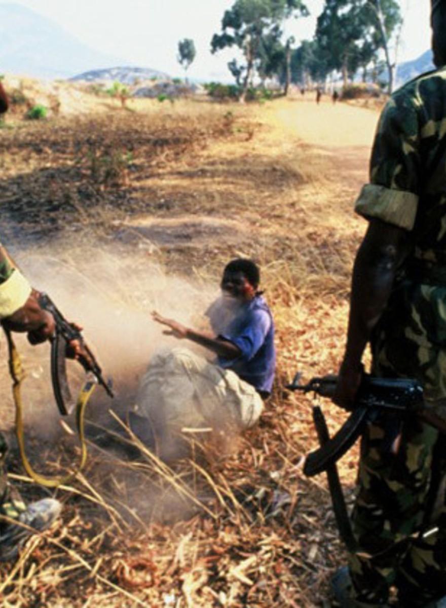 20 anos em zonas de guerra