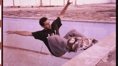 Aprendiendo skate real