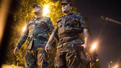 Celebration and Trepidation as Egypt's Military Unseats Morsi