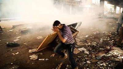 De 'Dag van de Woede' in Egypte was precies wat je je erbij voorstelt