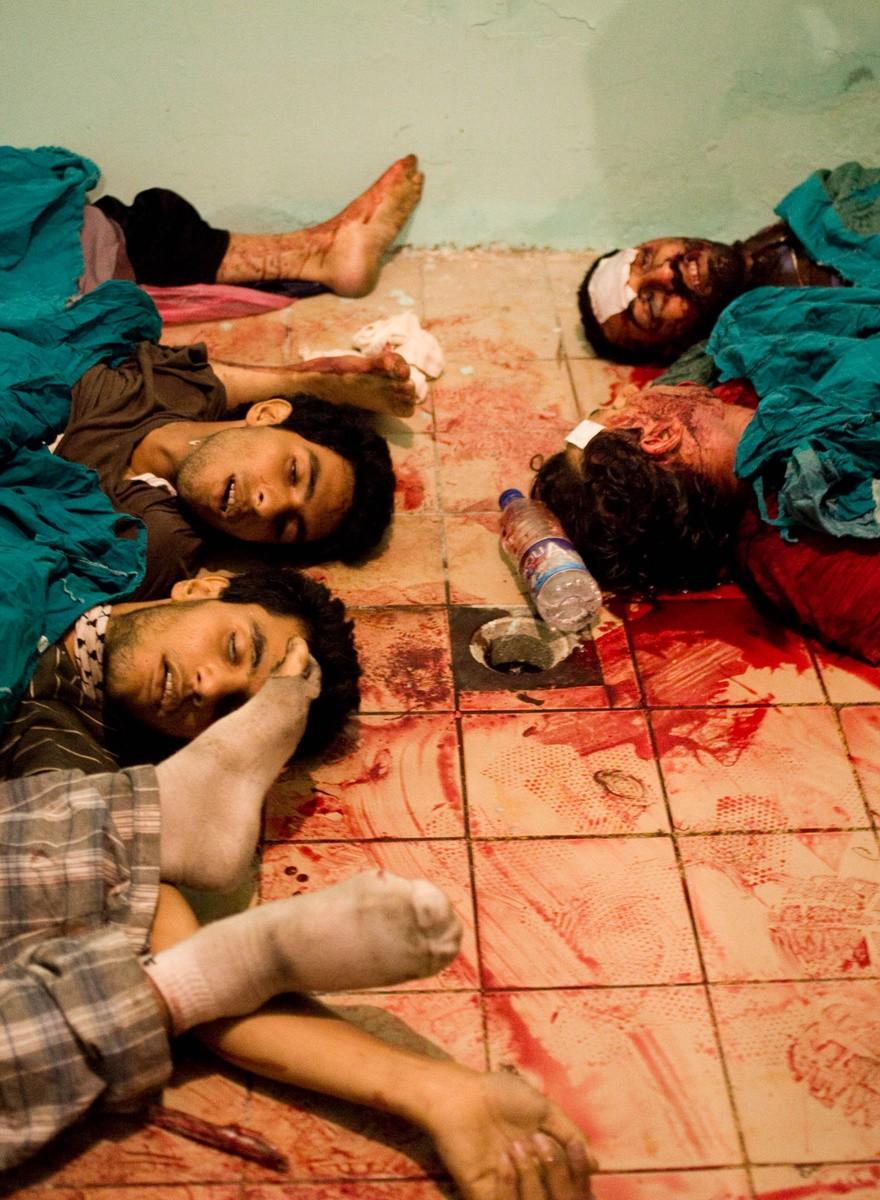 El ejército egipcio masacró a 51 seguidores de Morsi