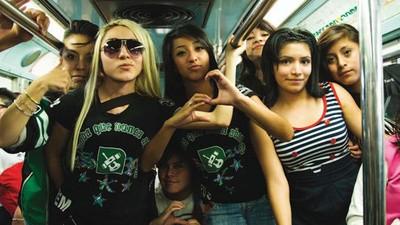 Les gangs du métro de Mexico