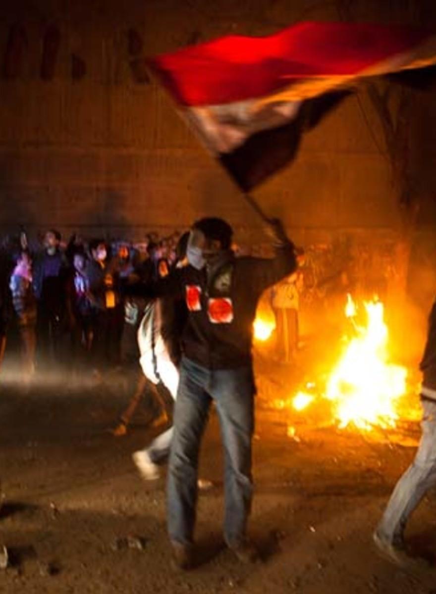 Los últimos días en Tahrir