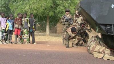 Mali - France vs. Dschihad