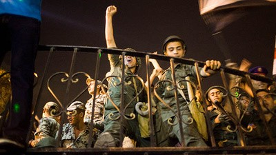 We Saw the Egyptian Military Stage a Coup in Cairo