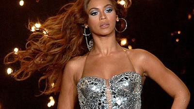 Não percebo a Beyoncé