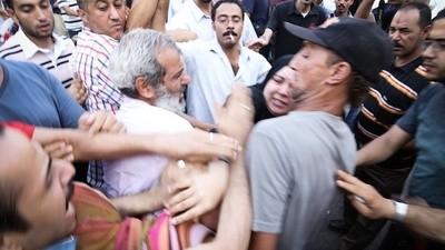 De protesten in Egypte verscheuren de bevolking