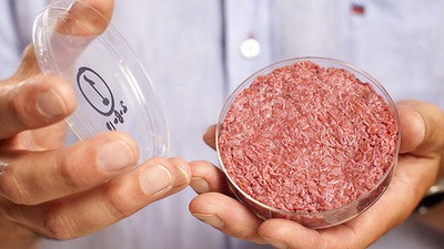 Las críticas de la primera hamburguesa de laboratorio no son malas