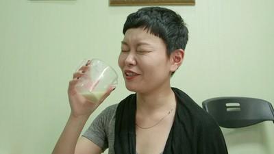 We dronken Koreaanse poepwijn
