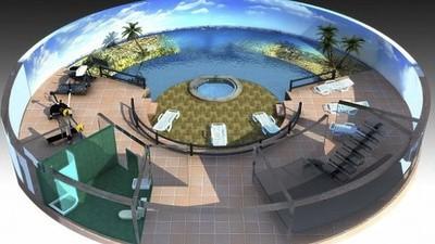 Sérieux, qui est prêt à dépenser 3 millions de dollars pour survivre dans un bunker antiapocalypse cinq étoiles ?