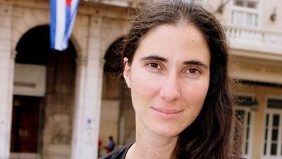 Yoani Sánchez, a bloguer dissidente
