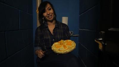 Fake Cheese Cheesecake