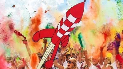 Waarom er dit jaar een enorme raket op Solar Weekend Festival staat