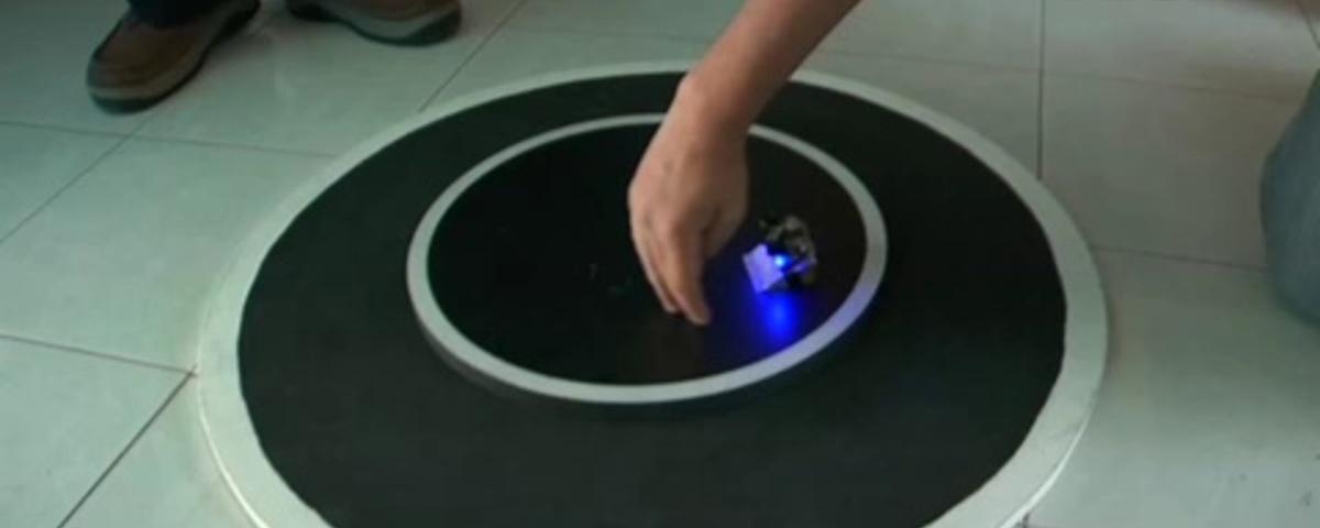 Mini Sumo Robots