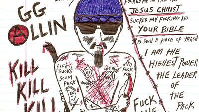 Orgasm Addict - GG Allin's Stained Prison Walls