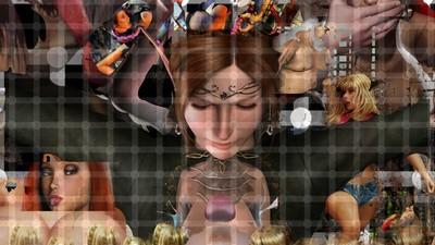 Wird der 3D-Hentai menschliche Pornostars ersetzen?
