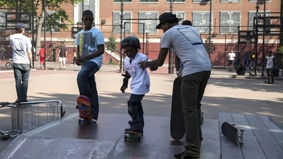 This Skateboard School Is Keeping Kids Out of Trouble in Brownsville
