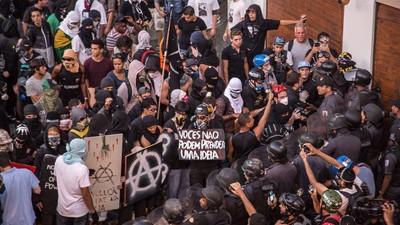 Fui Preso nos Protestos do 7 de Setembro no RJ