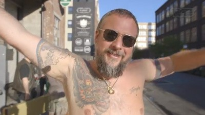 Shane Smith Stripped Down for VICE's 2 Million YouTube Subscribers