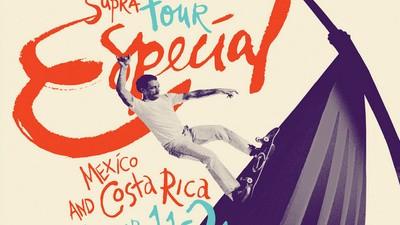Supra tour especial 2013