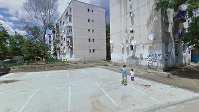 Foto di quartieri in cui non vorreste mettere piede