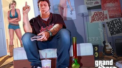 'Grand Theft Auto V' va a destruir mi vida social