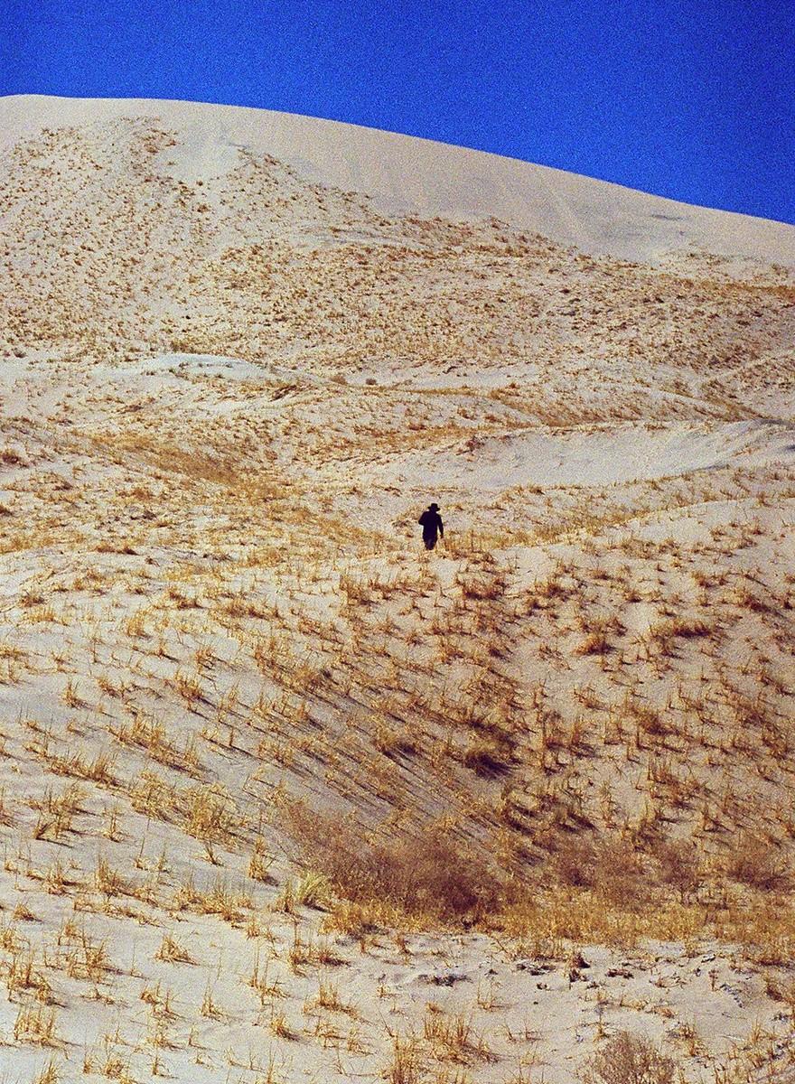 Jim Mangan y las capas del desierto de Utah