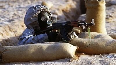 ¿Realmente son útiles las armas químicas en una guerra?