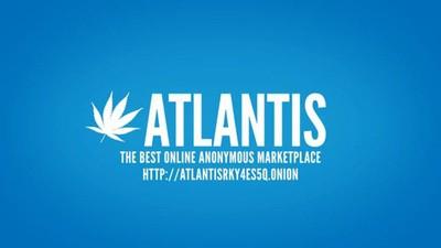 Der Online-Schwarzmarkt Atlantis hat einen Pressesprecher